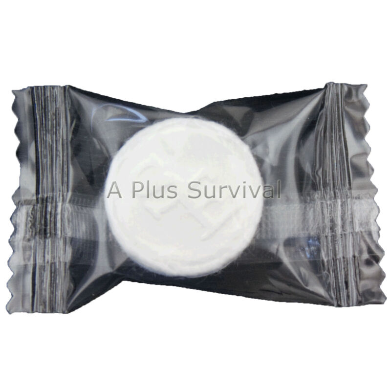 Lot of 900 Tablet Wash Cloths Compact Individually Wrapped Survival Hygiene Kit
