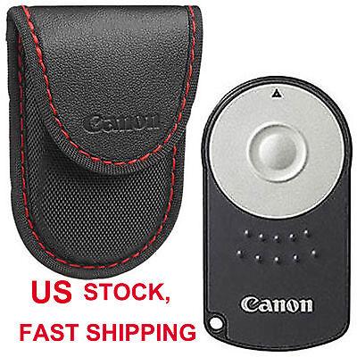 CANON RC-6 IR Wireless Remote Control Shutter Release For Canon DSLR Camera