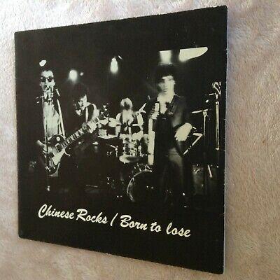 "The Heartbreakers - Chinese Rocks 7"" (Punk/Ramones/Damned/New York Dolls/Misfits"