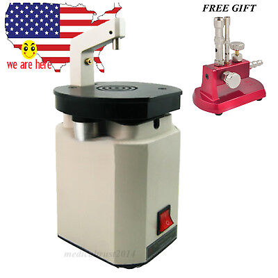 Dental Laser Pindex Drill Driller Machine Pin System Unit Lab Equipment 7800rpm
