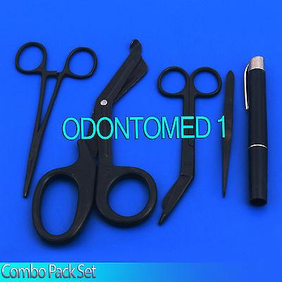 Shears Emtscissors Combo Packfull Black