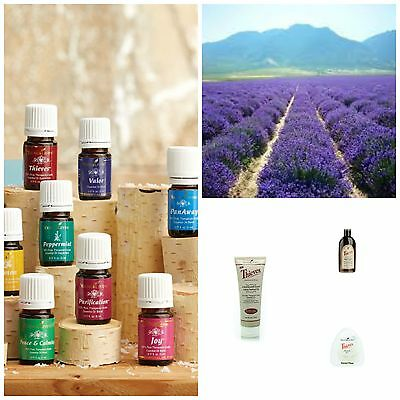 Visit our store to see our collection of Young Living products