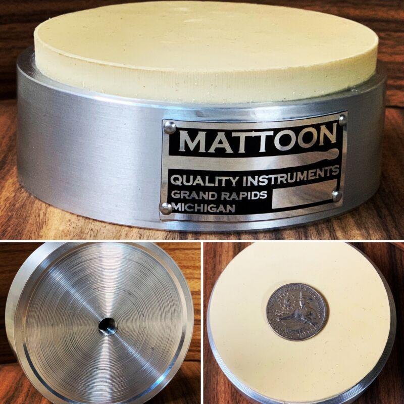 """Mattoon 3"""" Aluminum Practice Pad"""