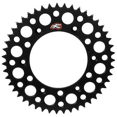 RENTHAL REAR SPROCKETS FOR OFFROAD 491--415-38P-BK