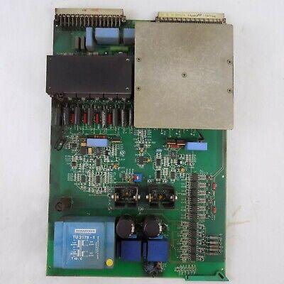 Charmilles Robofil Edm 851 6840 D Upa16 Fiab Power Unit Board 10851 6840 D