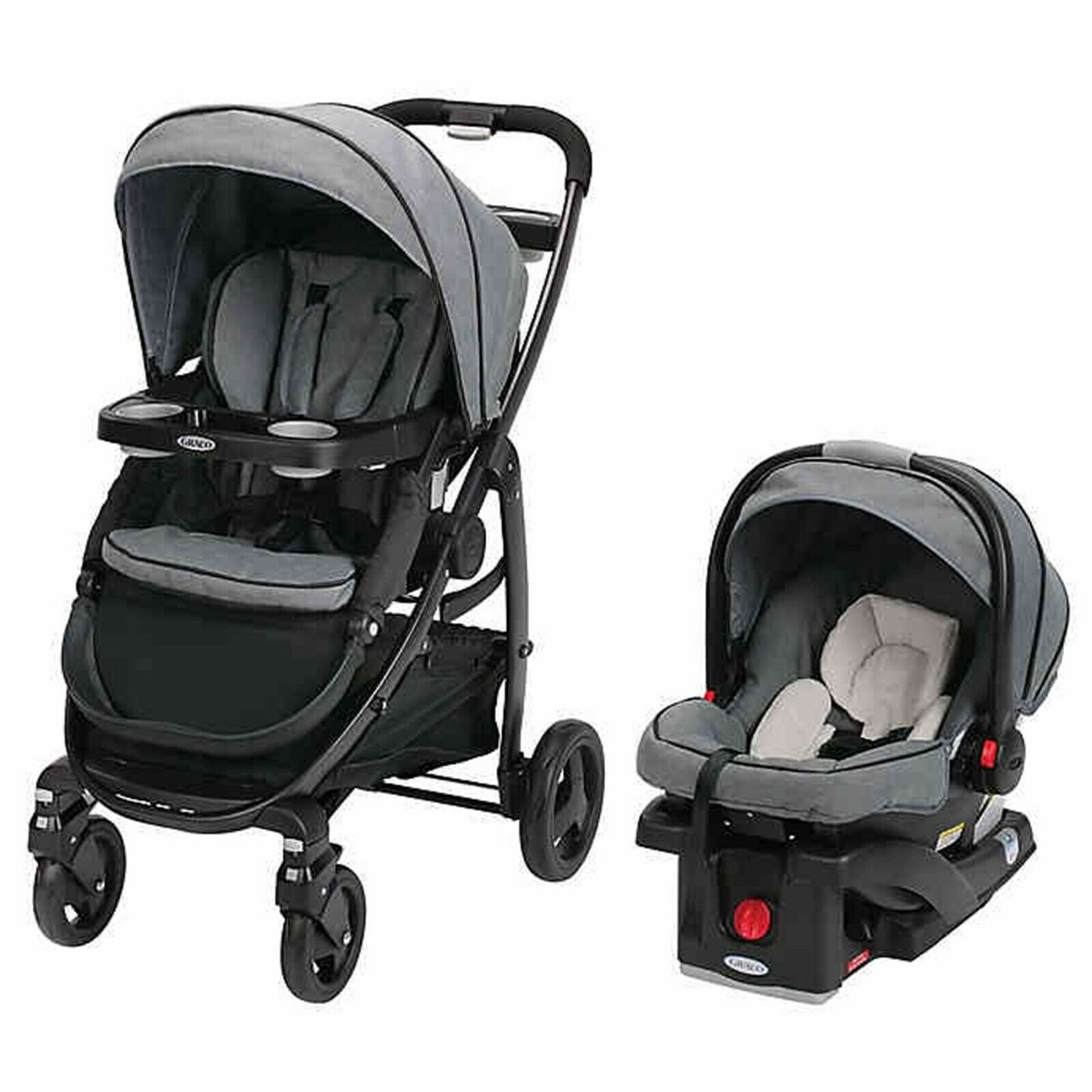 baby stroller modes click connect travel system