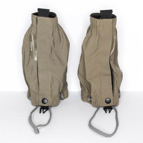 Rei Hiking Gaiters Unisex Nylon Ankle Calf Hunting Trail Running Size S/M | AF