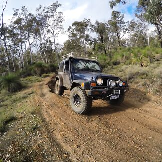 Jeep Wrangler Tj 2006  Greenmount Mundaring Area Preview
