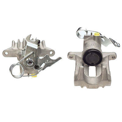 REAR LEFT BRAKE CALIPER O/E SOLID DISCS FITS: SKODA SUPERB 01-2008 BCA2870T2