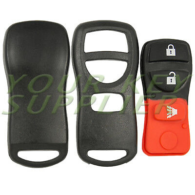 New Replacement Remote Keyless Case Button Rubber Pad Shell