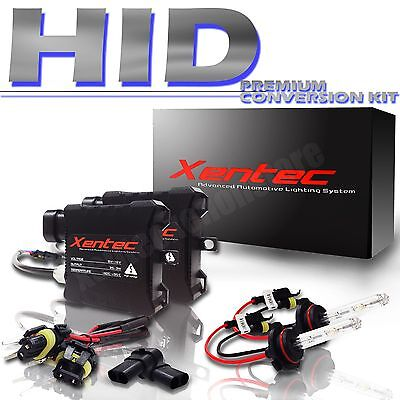 Suzuki GSXR 600 750 1000 Hayabusa Motorcycle Bike HID Headlight Kit All Color