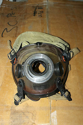 Scba Scott Av-3000 Mask Small