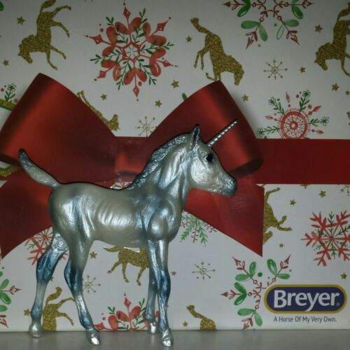 Breyer horse unicorn foal
