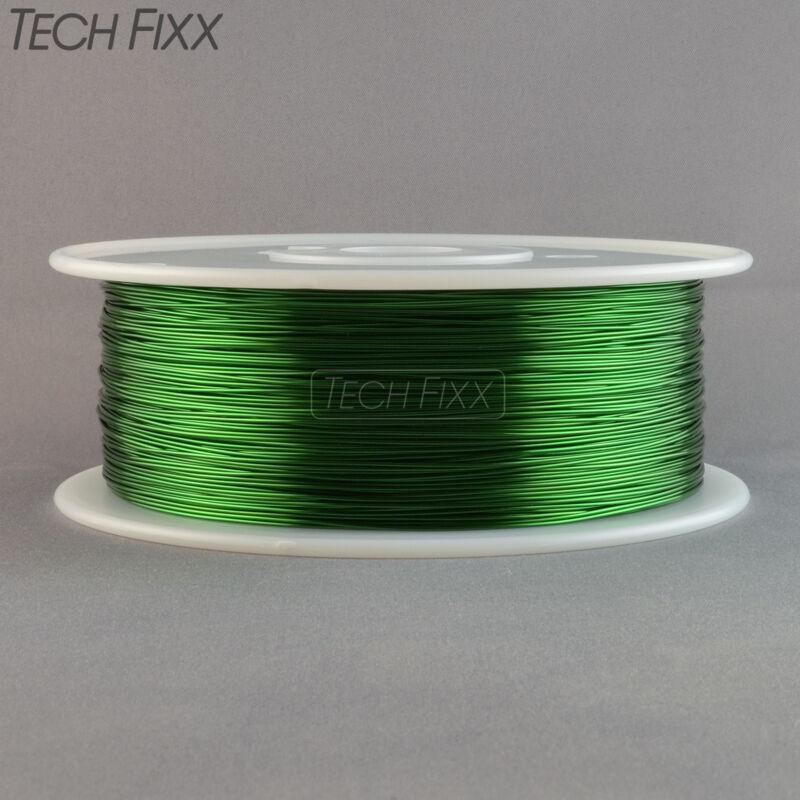 Magnet Wire 20 Gauge Enameled Copper 1100 Feet Coil Winding 155°C Green