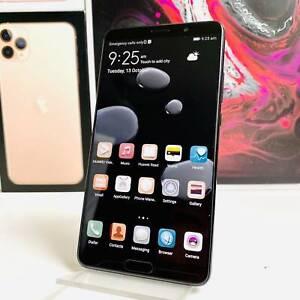 EX-DEMO HUAWEI MATE 10 DUAL SIM 64GB BLACK PERFECT CONDITION