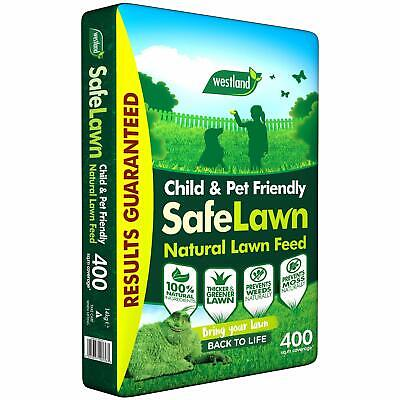 Lawn Feed Weed And Moss Killer For Leaves Grass Healthy Child Pet Friendly 400m2