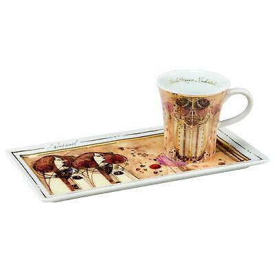 Juego de Café Expreso Goebel Porcelana Arte & Café