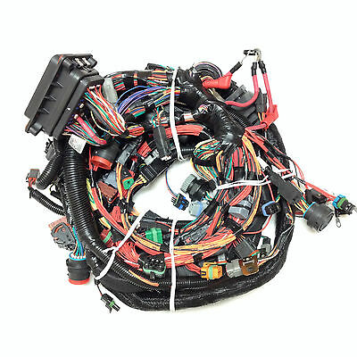 John Deere Original Equipment Wiring Harness At422435 Loader Four-wheel Drive