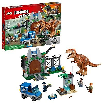 LEGO® Juniors - T. rex Breakout 10758 150 Pcs (Lego Junior Bricks)