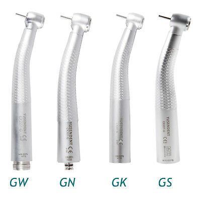 Coxo Dental High Speed Fiber Optic Led Handpiece Turbine Fit Kavo Sirona Wh Nsk