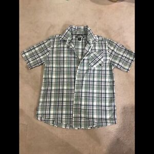 Selling men's button up shirts