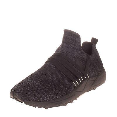RRP €120 ARKK COPENHAGEN Knitted Sneakers Mismatch Size L41 R41.5 Vibram Sole