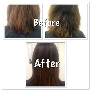 $185 CHEMICAL STRAIGHTENING FIX PRICE ANY LENGTH@GLOSSY STUDIO LITWYCH Lutwyche Brisbane North East Preview
