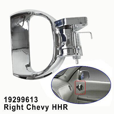 Inside Inner Interior Door Handle Chrome For Chevrolet HHR Passenger Right Side