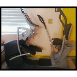 Octane Fitness XR6X Elliptical (The Best in Seated Cardio)