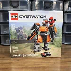 Lego Blizzard Overwatch set 75987 Exclusive $50 Firm