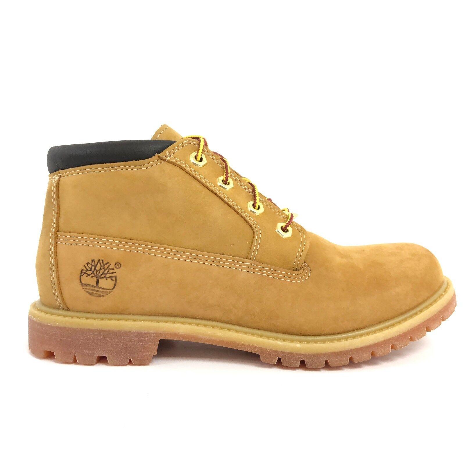 Timberland Women's Waterproof Nellie Chukka Double Wheat Boots 23399 1