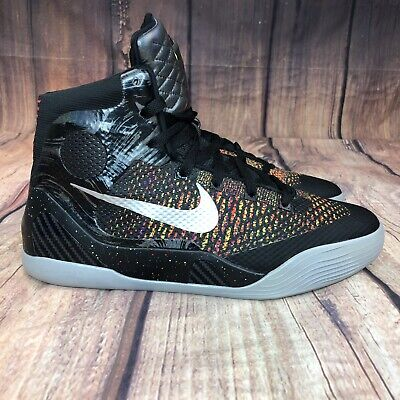 84876566f16 Nike Kobe 9 Elite Masterpiece Basketball Shoes Youth Size 7 Athletic Shoe  636602