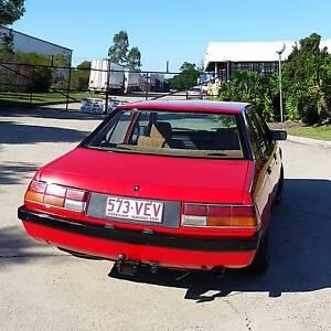 1984 Mitsubishi Sigma Sedan Carseldine Brisbane North East Preview