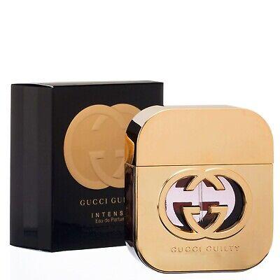 Gucci Guilty Intense Perfume Gucci for Women 1.7 oz 50ml Eau de Parfum Spray Box