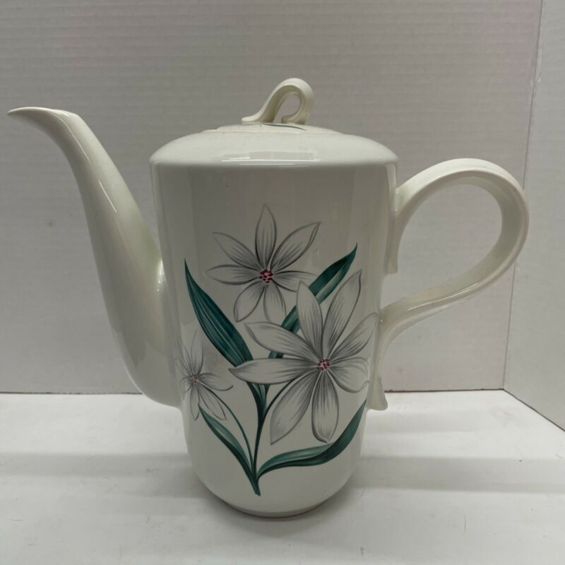 Debutante 5 Cup Coffee Pot Homer Laughlia Made In USA