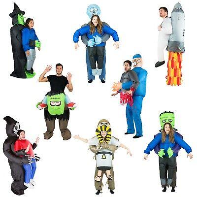 Bodysocks Adult Inflatable Lift You Up® Halloween Fancy Dress Costume](Grown Up Halloween)