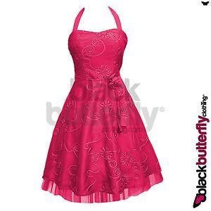 Vintage Pink Bridesmaid Dress Ebay