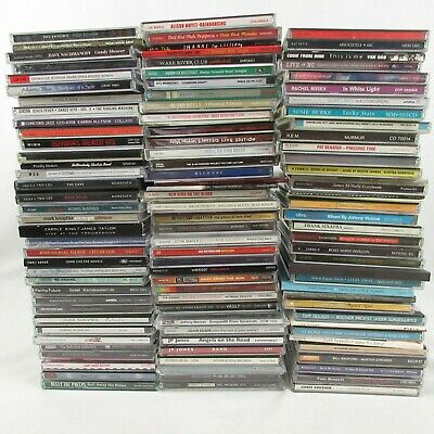 Rock Pop Music CD Lot 106 70s 80s 90s Alternative Bruce Smiths Iz Israel Nirvana