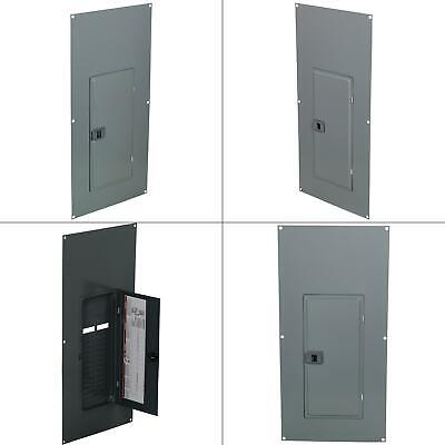 Qo 30-space Indoor Load Center Surface Mount Cover Square Schneider Electric