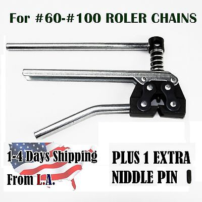 Roller Chain Breaker Cutter For Chain Size 60 80 And 100