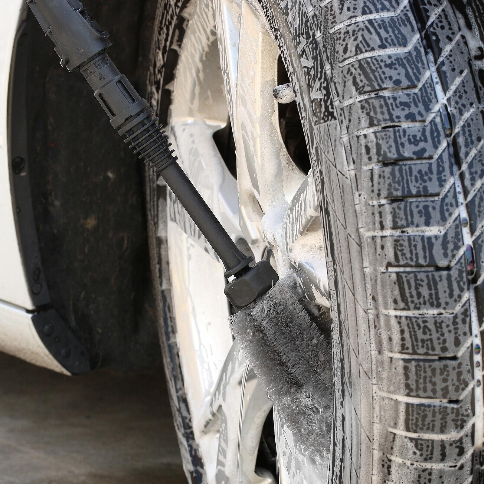 K7 Pressure Washers Car Bike Wheel Rim Accessory Washing Brush For Karcher K2