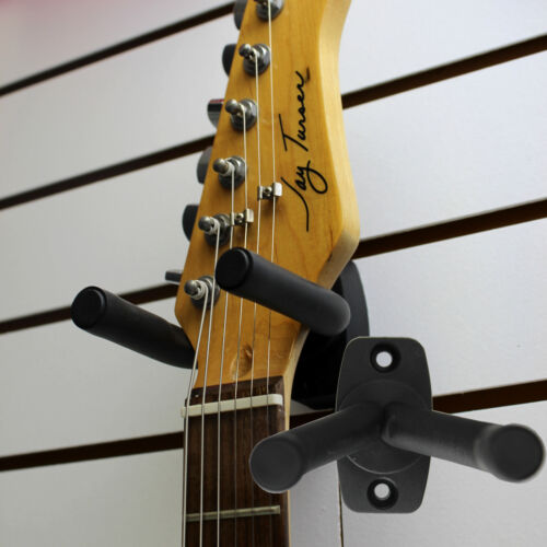 USA SHIPPER ~ Guitar Wall Hanger Holder Stand Rack Hook for all guitars
