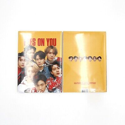 [GOT7] Mini Album - Eyes On You / Look / On ver. / New, Sealed