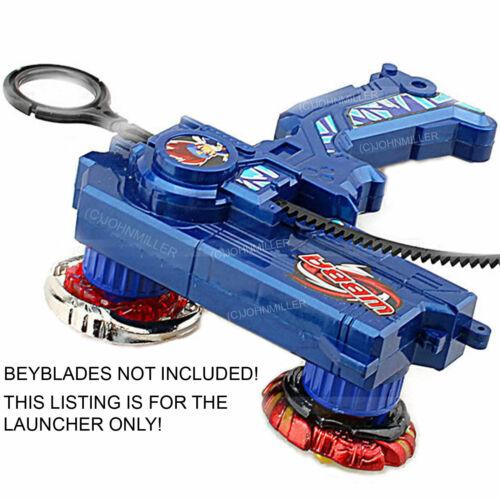 Beyblade Duotron Dual Launcher / Ripper, WBBA Version - USA SELLER!