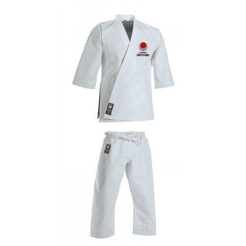 Tokaido Karate, JKA Kata Master Gi - 12oz Japanese Cut + Embroidery