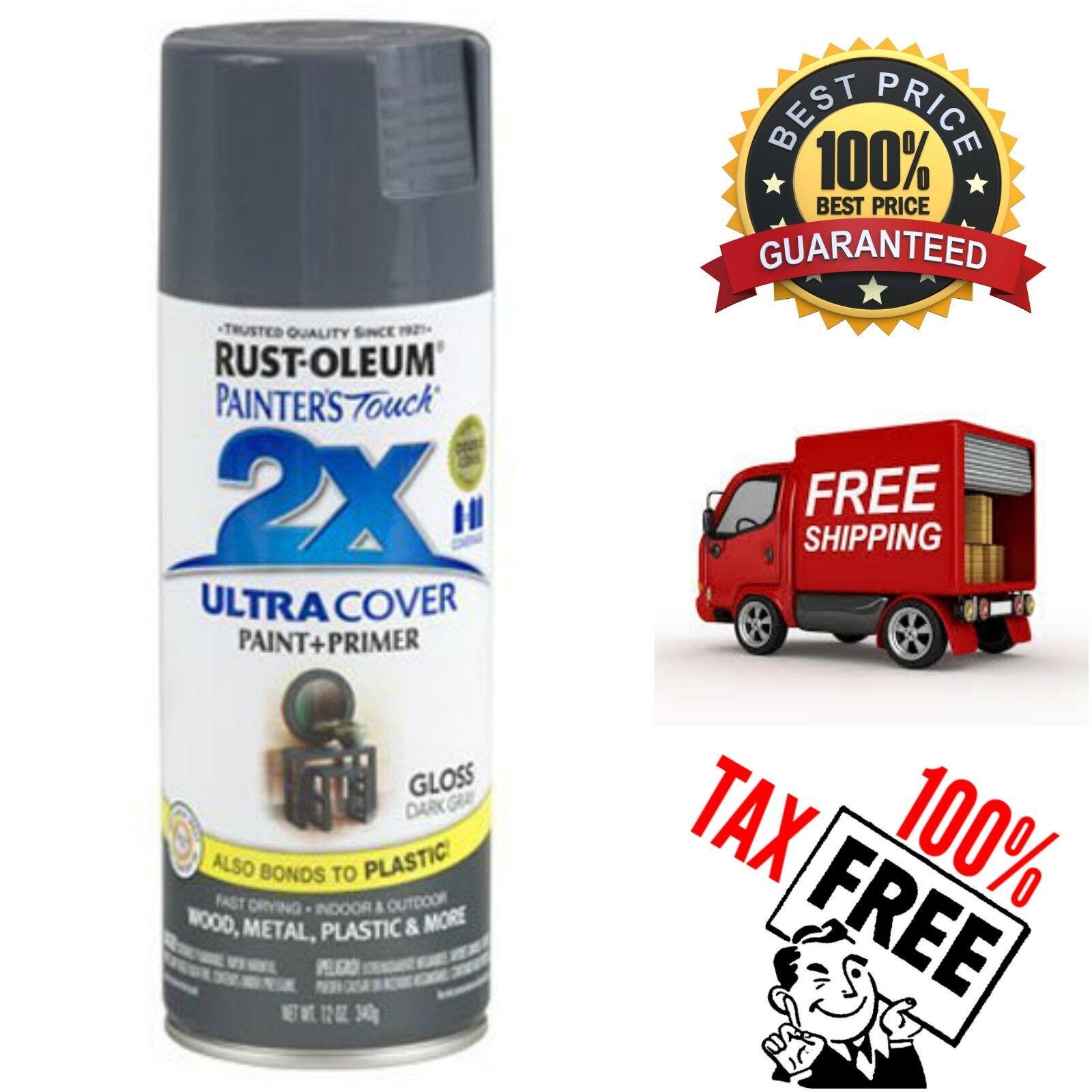 Rust-Oleum Multi Purpose Fast Drying Paint Primer Spray for