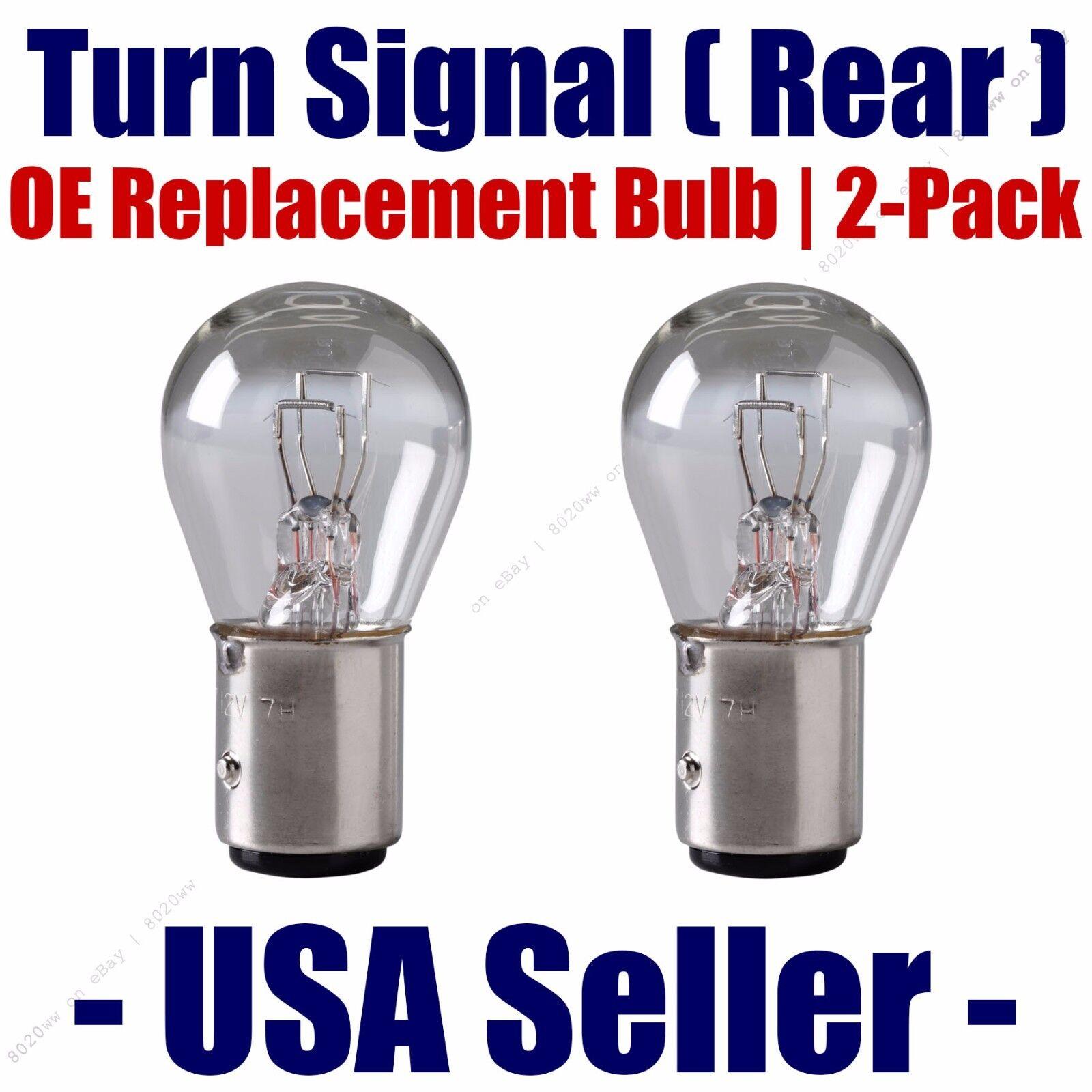 Rear Turn Signal Light Bulb 2pk - Fits Listed AMC Vehicles - 1034