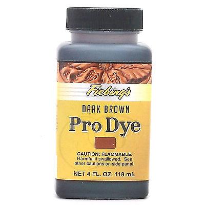 Fiebing's Professional Oil Dye Dark Brown 4 oz (118 mL) 2110-02 LDPR28P004Z