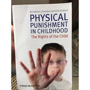 Physical Punishment in Childhood - the rights of the child Seddon Maribyrnong Area Preview