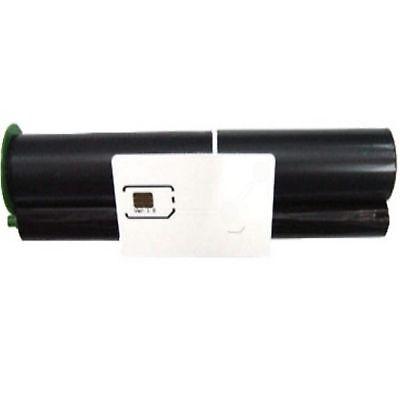 Thermo Folie für Sagem TTR900 mit Chip black 1 Rolle